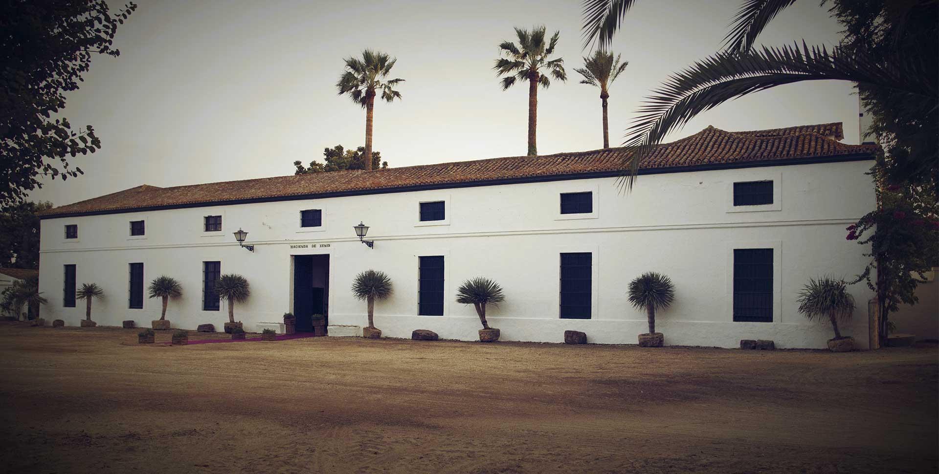 Hacienda de Xenís